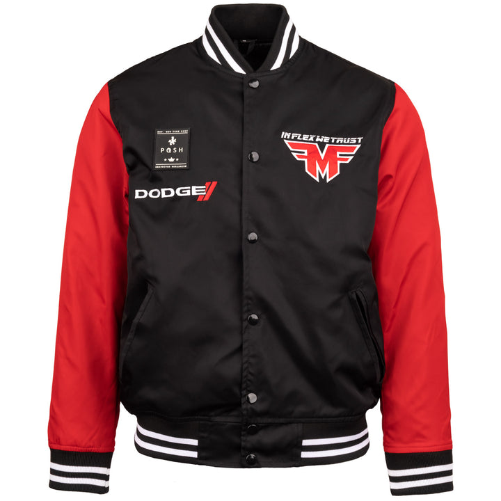 Dodge Funkflex Nylon Jacket Red/Black