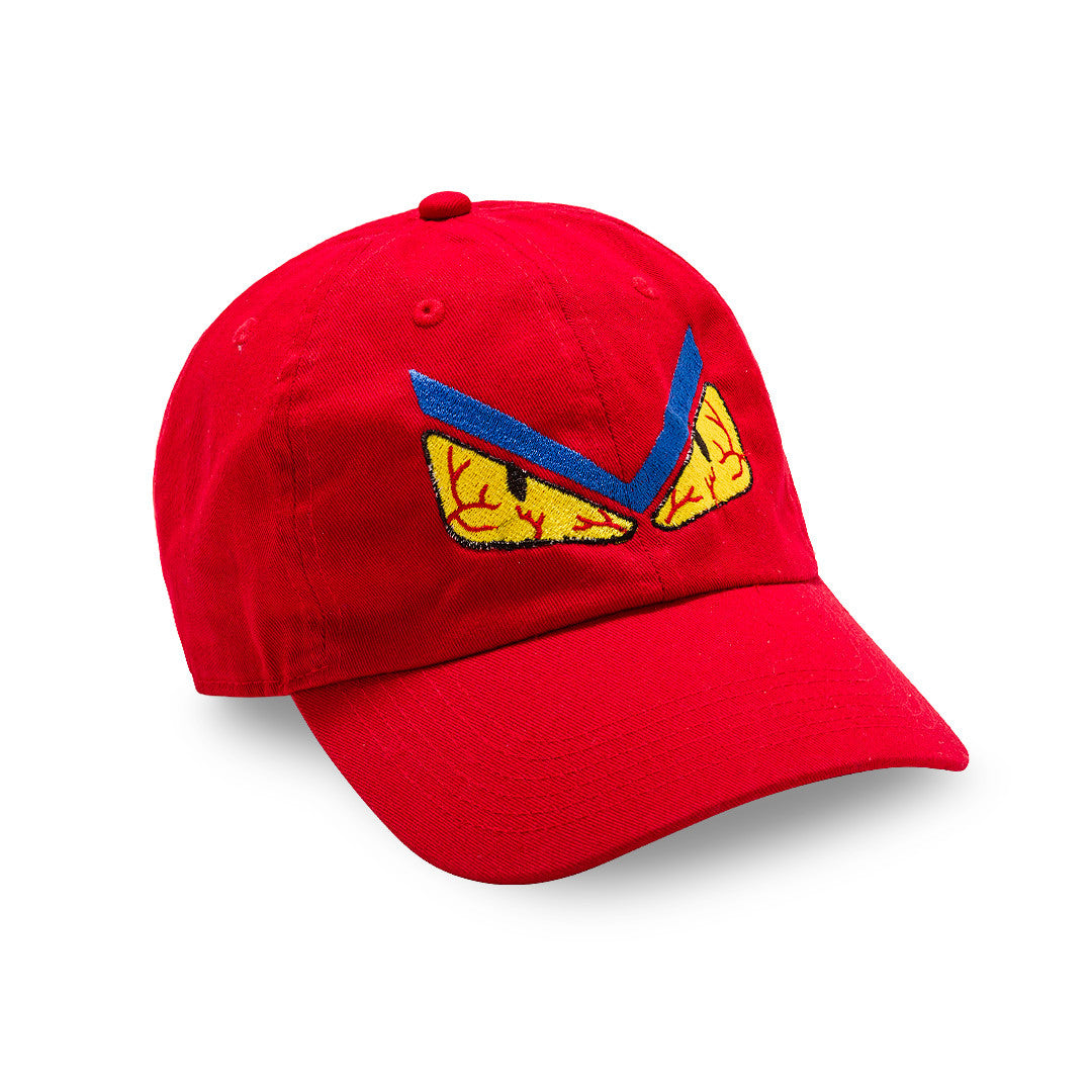 "Posh Dad Hat ""Don't Get Me Angry"" - Pick Your Color - Trends Society"