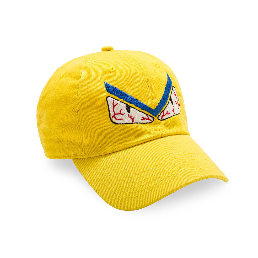 "Posh Dad Hat ""Don't Get Me Angry"" WE - Pick Your Color - Trends Society"