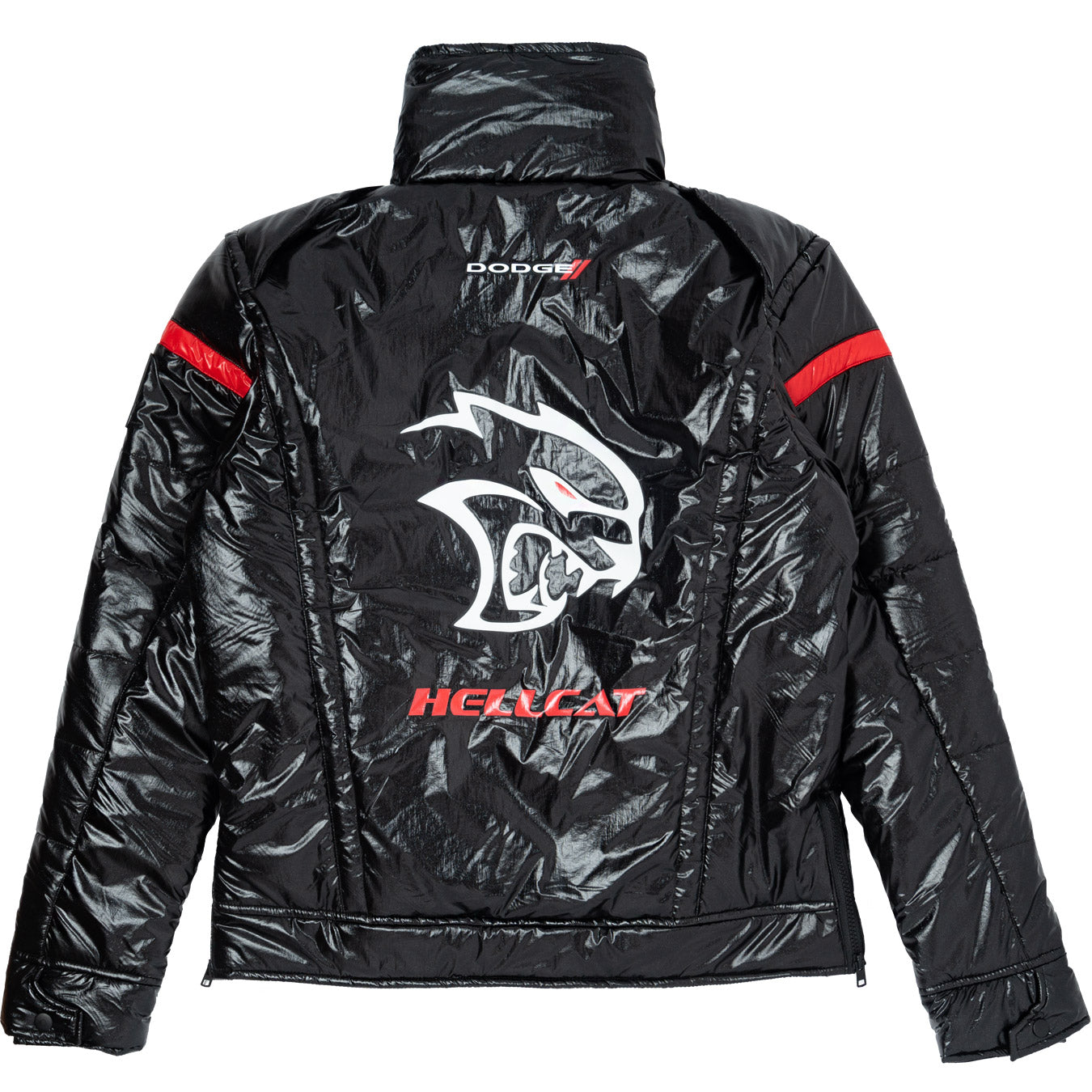 Dodge Bubble Jacket Hellcat
