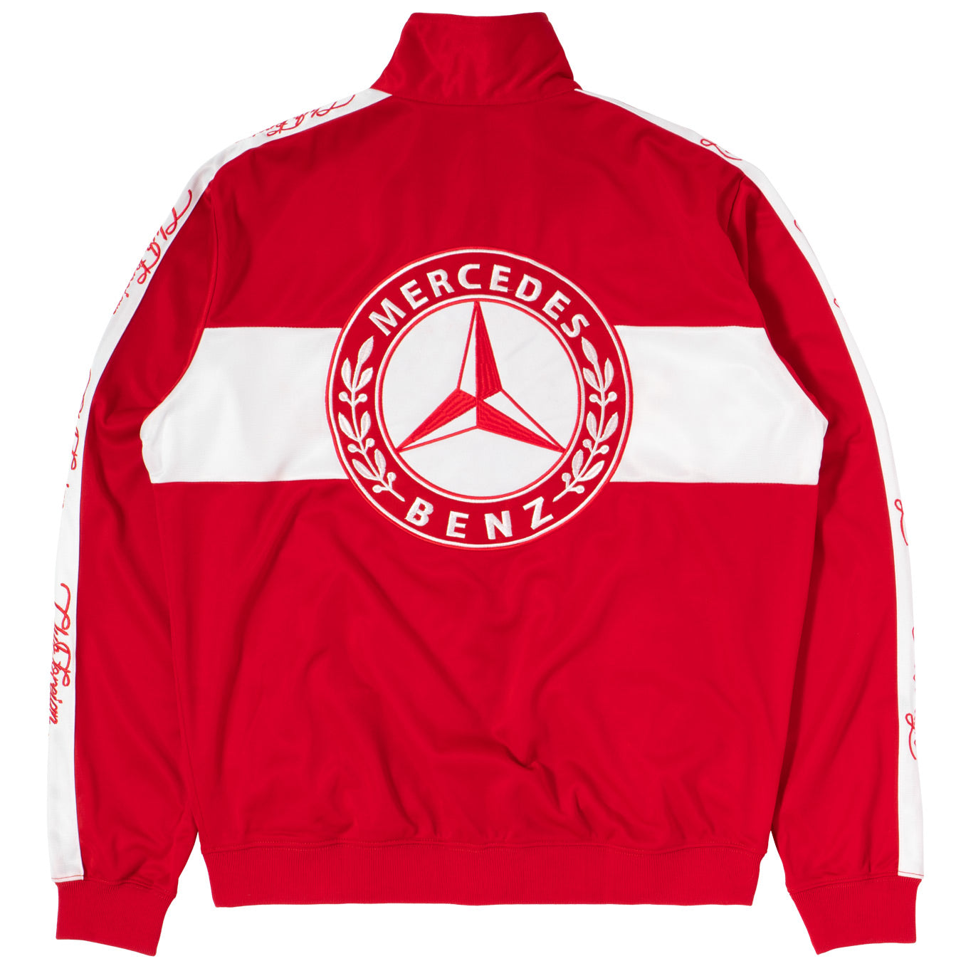 "ClubForeign Tracksuit For Men Jacket and Pants ""Merc"" Red"