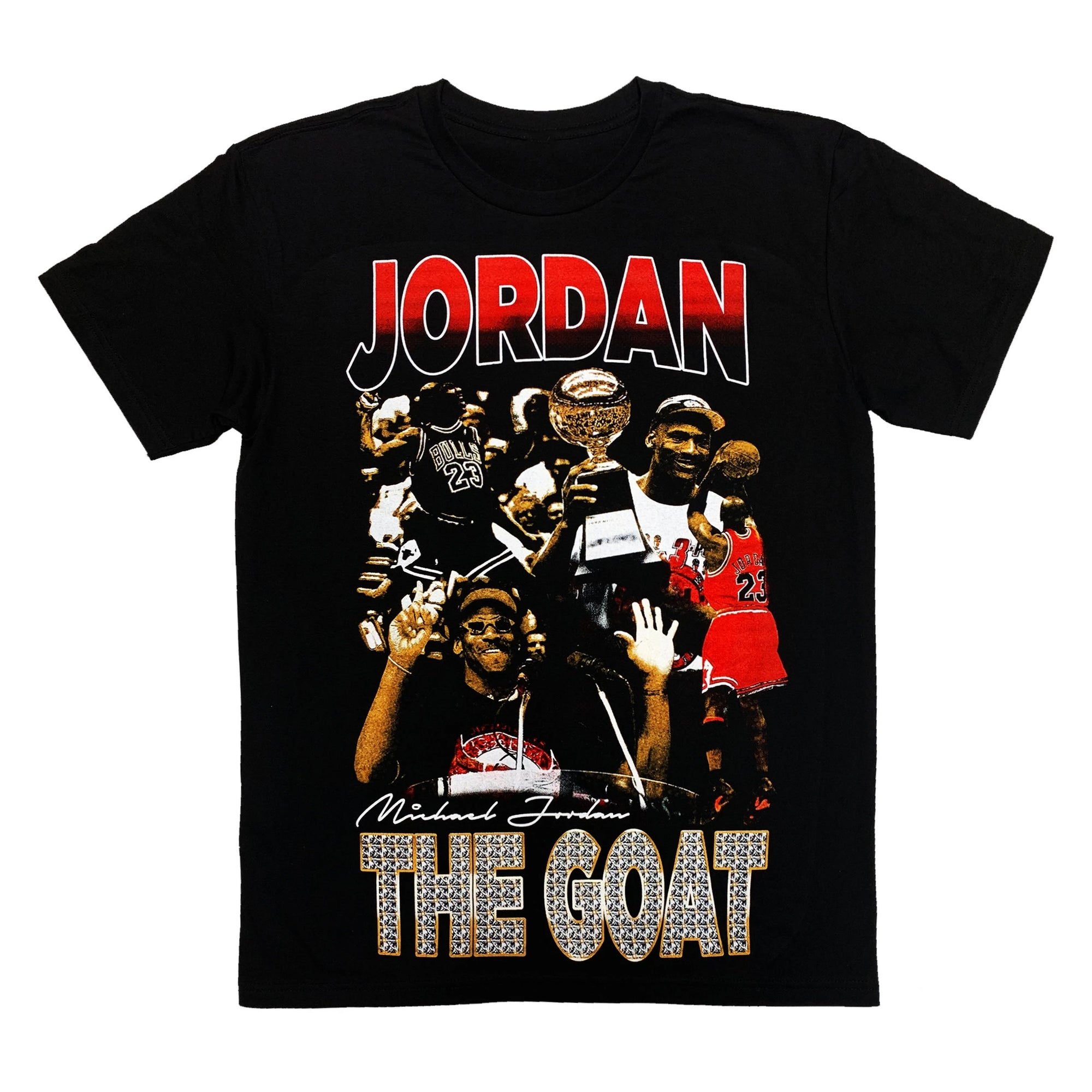THE GOAT Vintage T-Shirt