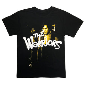 Warriors Vintage T-shirt