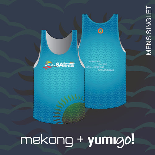 Summer Trail Series Men's Singlet