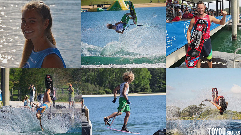 Congrats TO YOU, our 2017 Nautique Masters Champions!