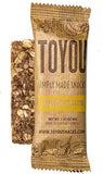 ToYou | Banana Foster | simply made healthy fruit and nut snack bars