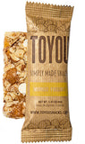 ToYou Snacks | Mango Yogurt | simply made healthy fruit and nut snack bars