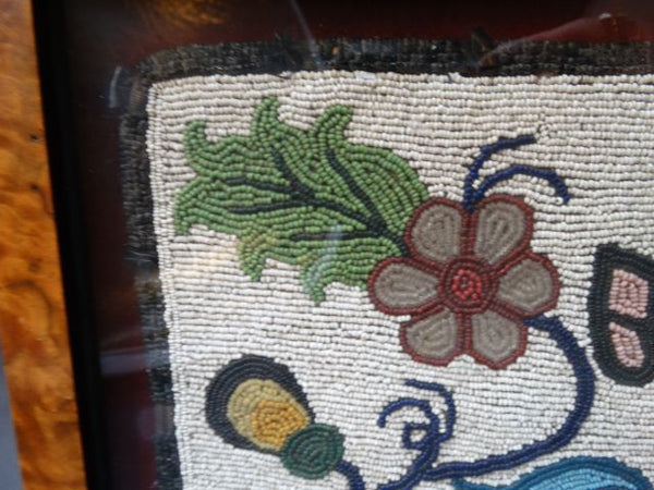 Native American Beadwork Piece