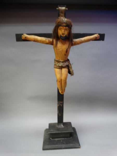 Native American Cristo late 19th early 20th Century
