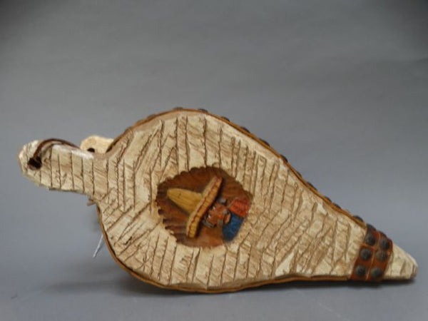 Andy Anderson Hand-carved Bellows