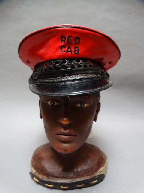 Red Cab Cap