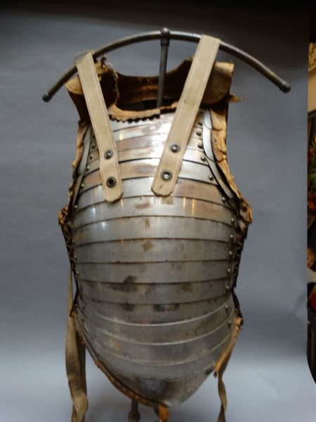 Golden Age of Hollywood Sword Fighting Protective Armor 1930s