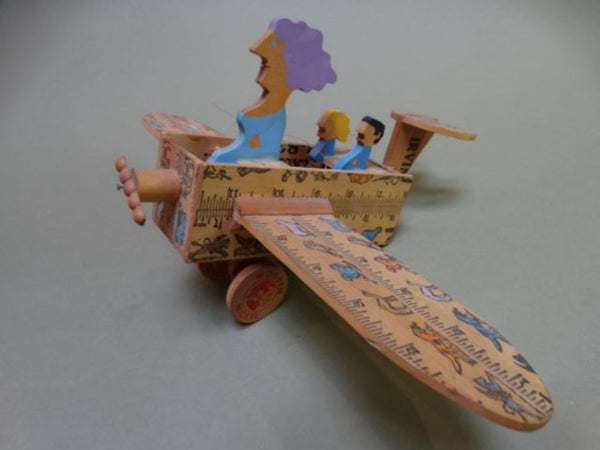 William Accorsi Airplane