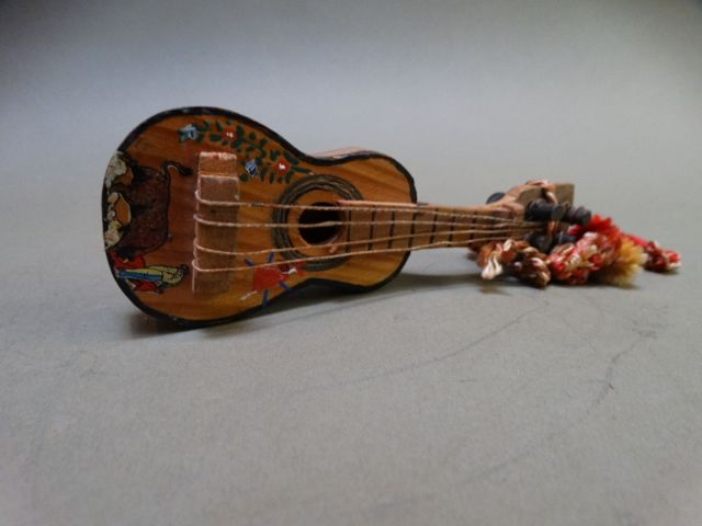 Spanish Guitar Miniature