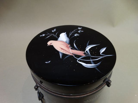 19th Century Victorian Porcelain Box