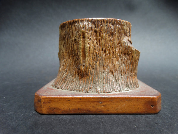 "The Clay City ""Stump"" Pencil Holder"