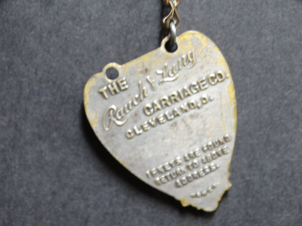 Key Fob - Rauch & Lang Carriage Co.
