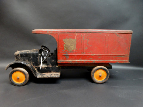 Sonny Railroad Express Toy Truck