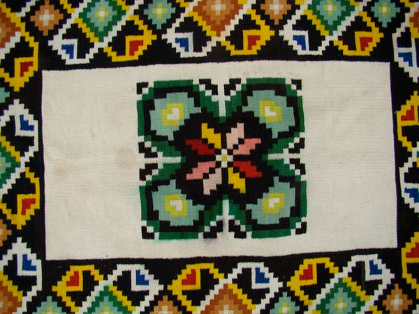 New Mexican Chimayo Bedspread