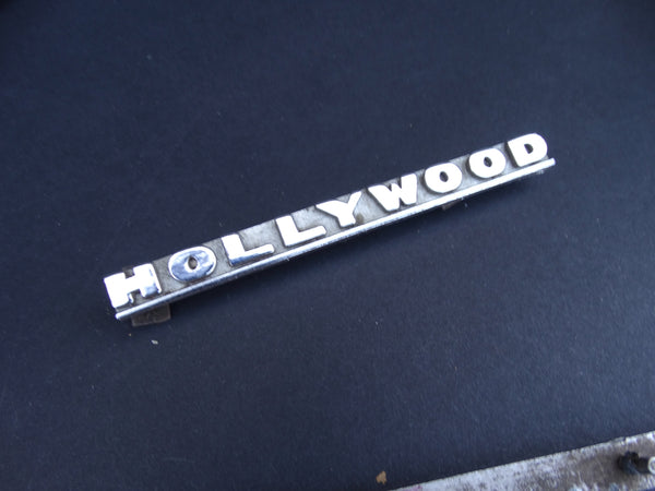 1940 1941 Graham Hollywood Hood Script Set