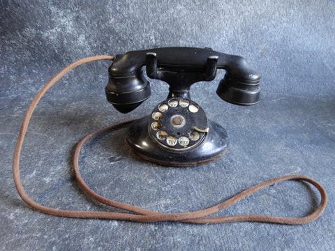 Western Electric telephone 1920s A2312