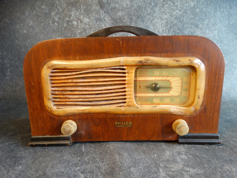 Philco Transitone Radio Model 42-PT94 1941-2 A2387