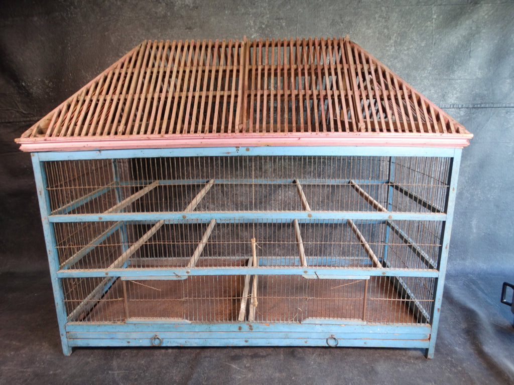 Late 19th Century Birdcage/Aviary A2432