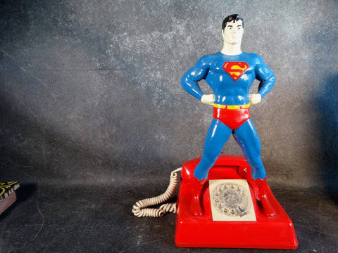 The Original Unlicensed Superman Phone A2514