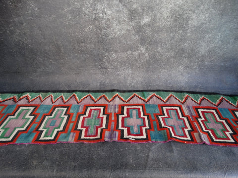 Germantown Navajo Rug Fragment  #1 A2541