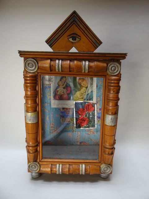 Folk Art Retablo