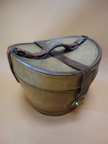 Leather Hatbox (Canada & Robertson)