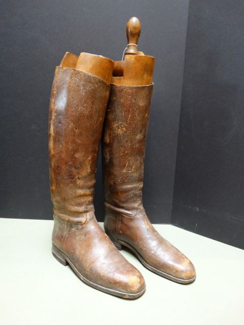 Major Waggaman's Boots