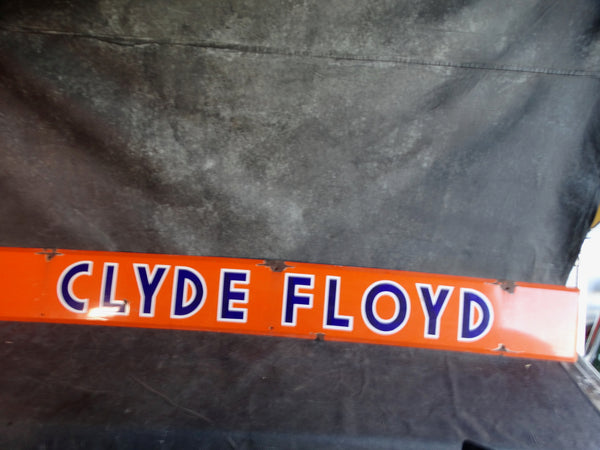 Clyde Floyd Union 76 Station Sign AP1349