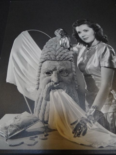 The Ann Rutherford Files: Slightly Surrealistic Ann