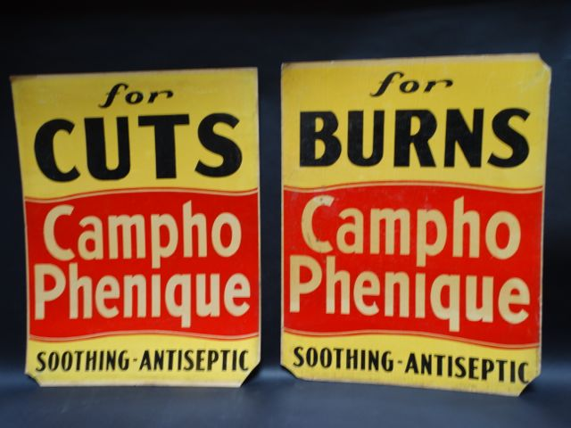 Camphophenique Depression Era Posters Pair