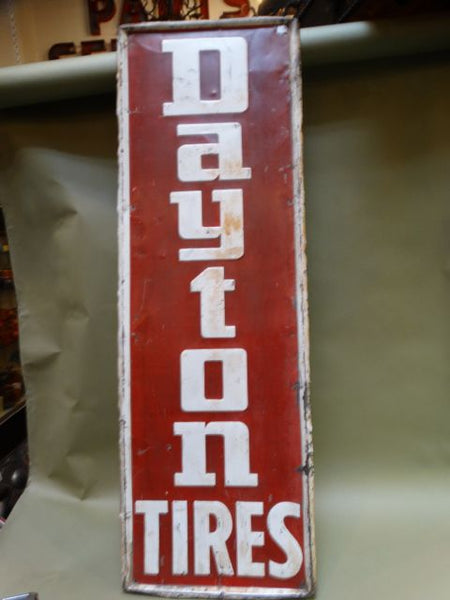 Dayton Tires Sign
