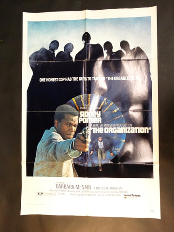 """The Organization"" one sheet"