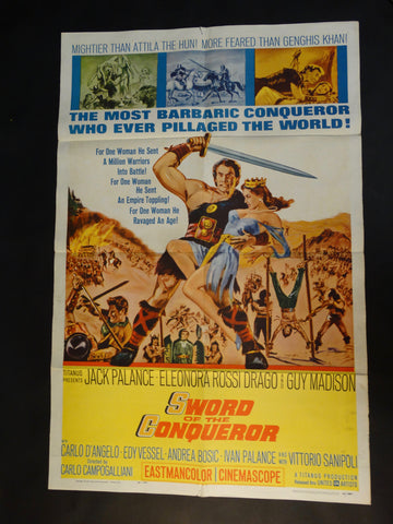 """Sword of the Conqueror"" One sheet"