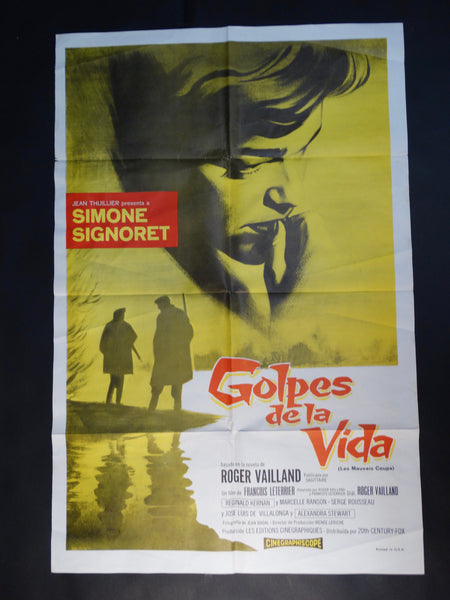 NAKED AUTUMN -Golpes de la Vida-one sheet