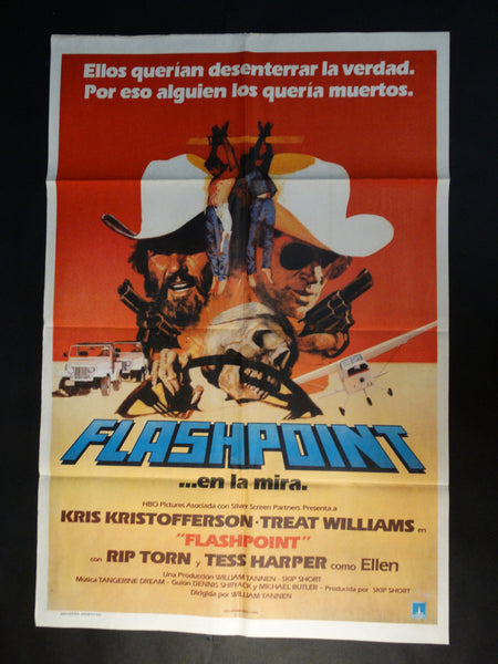 """Flashpoint"" one-sheet"