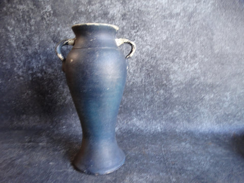 Bauer Rebekah Vase Blue Glazed Interior B3080