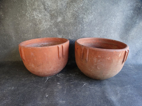 Bauer Indian Bowls Pair circa 1930s B3105