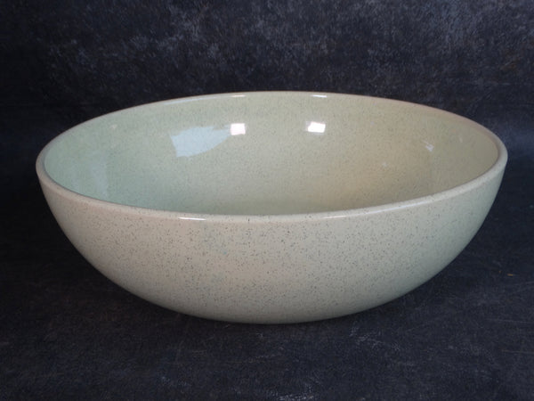 Bauer Speckle Ware Large Pale Green Salad Bowl B3126