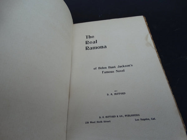 Books: Ramona, 1st Edition and The Real Ramona, 3rd Edition