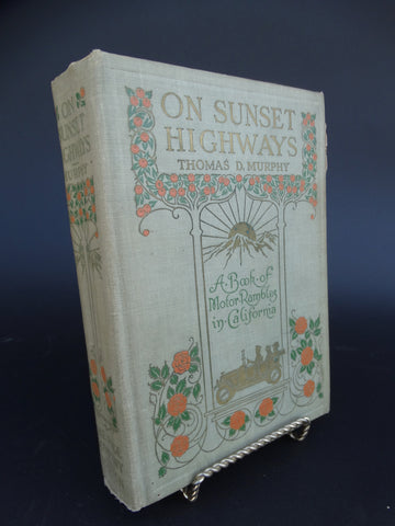 "Book: ""On Sunset Highways"" by Thomas D. Murphy"