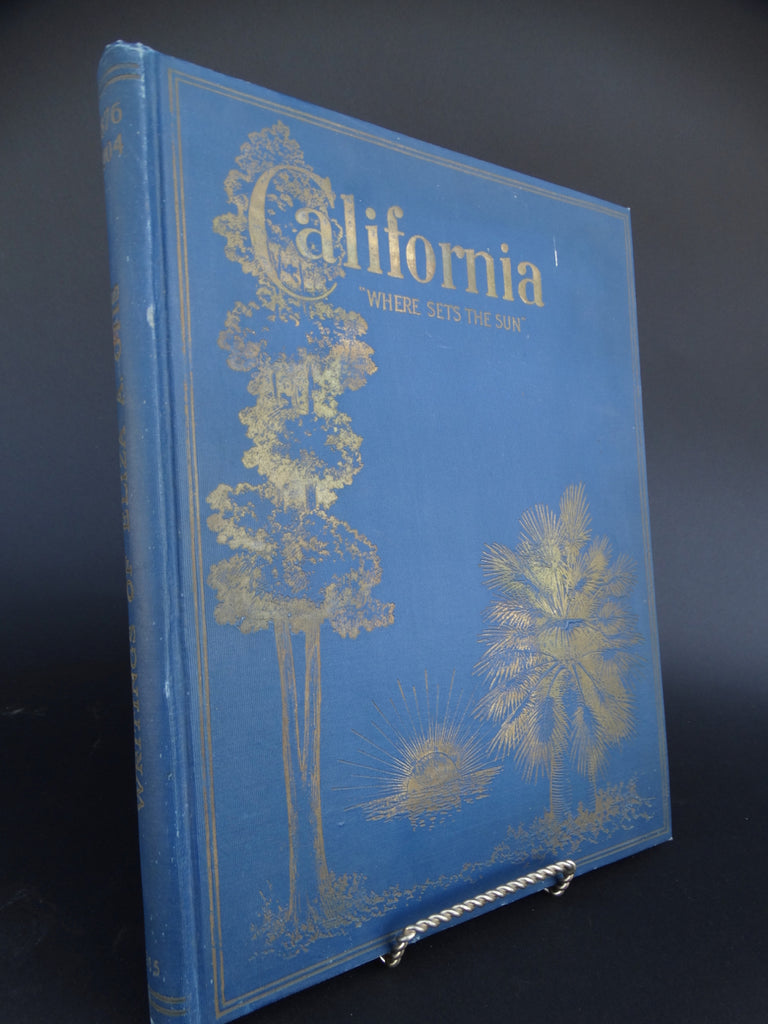 "Book: ""California: Where Sets the Sun. Writings of Eliza A. Otis"""