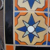 Catalina Island Pottery 12-Tile Mural Plaque