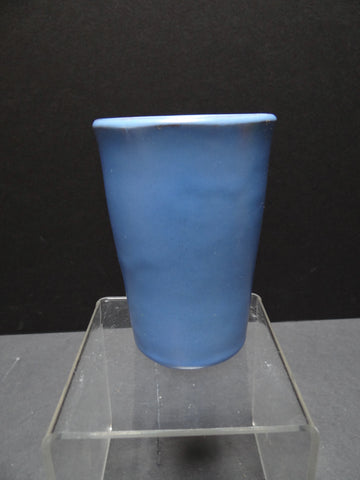 Catalina Island Pottery Tumbler in Delph Blue