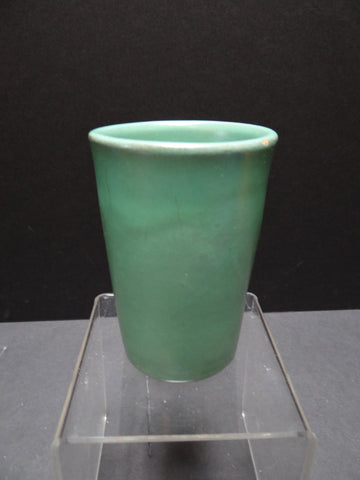 Catalina Island Pottery Green Tumbler