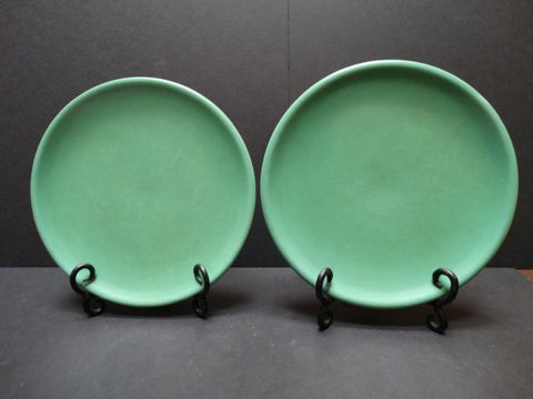 Catalina Island set of 2 plates
